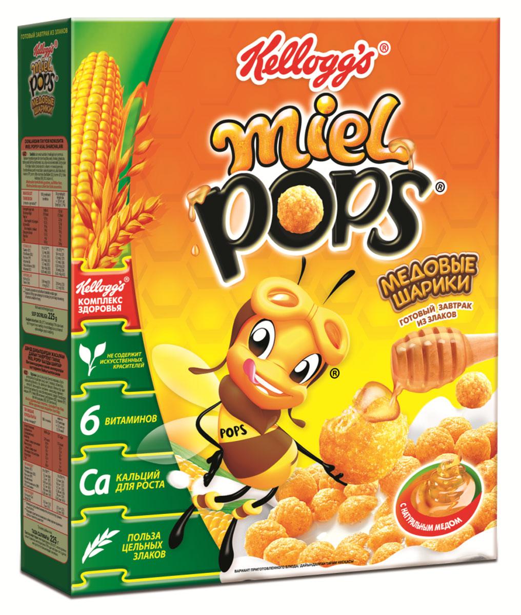 Miel Pops Готовый завтрак