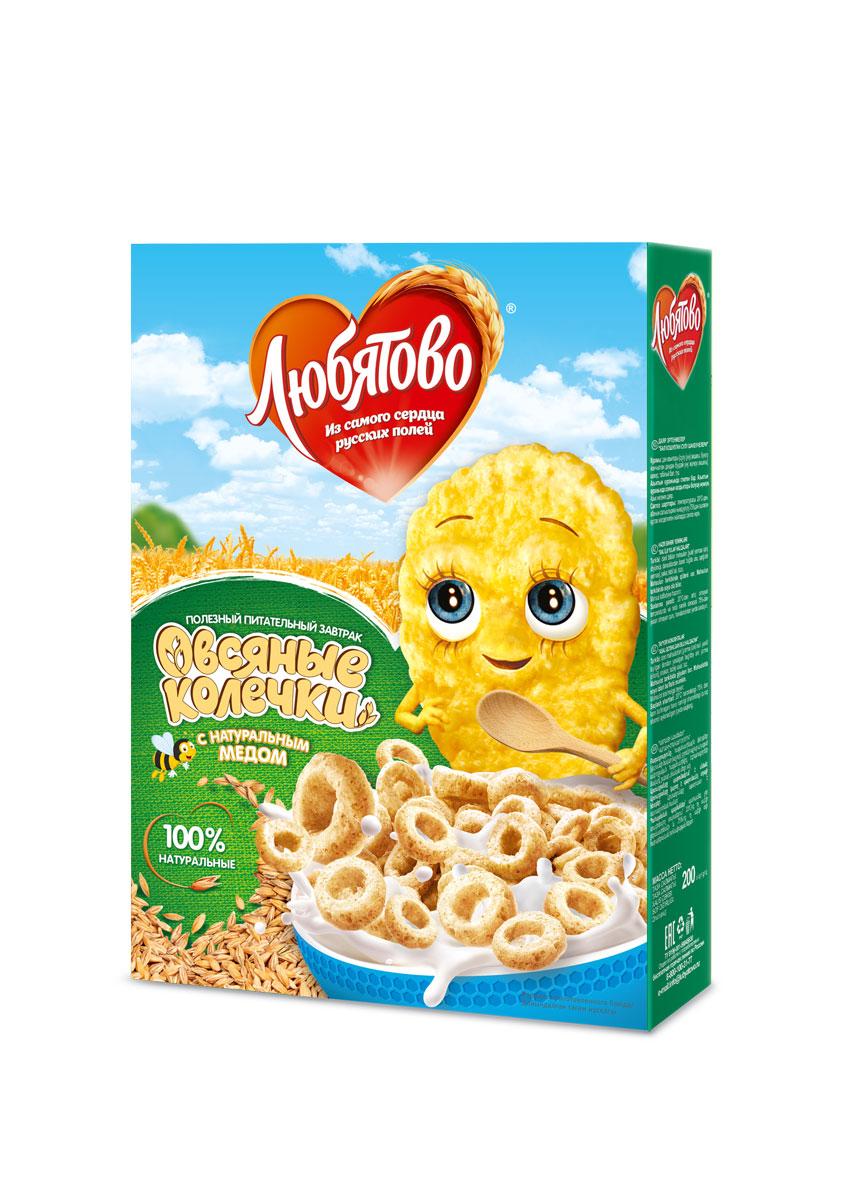 Любятово Готовый завтрак