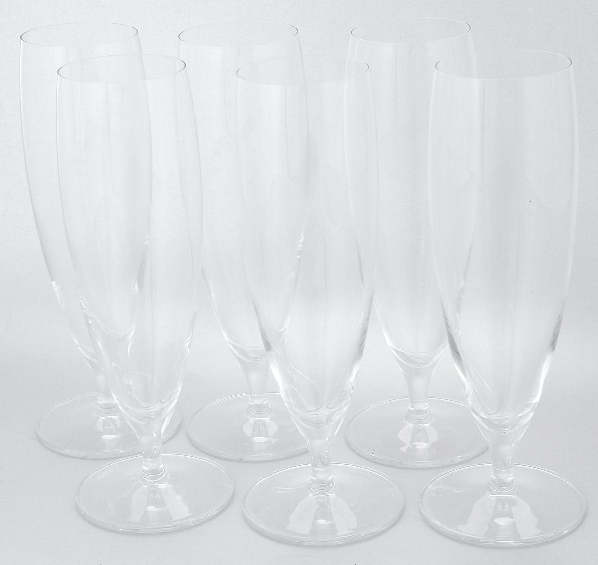 Набор бокалов Pasabahce Vintage, 385 мл, 6 шт66119NНабор Pasabahce Vintaget состоит из шести бокалов, выполненных из прочного натрий-кальций-силикатного стекла. Изделия оснащены невысокими ножками. Бокалы сочетают в себе элегантный дизайн и функциональность. Благодаря такому набору пить напитки будет еще вкуснее. Набор бокалов Pasabahce Vintaget прекрасно оформит праздничный стол и создаст приятную атмосферу за ужином. Такой набор также станет хорошим подарком к любому случаю. Можно мыть в посудомоечной машине и использовать в микроволновой печи. Диаметр бокала (по верхнему краю): 5,7 см. Высота бокала: 21,7 см.