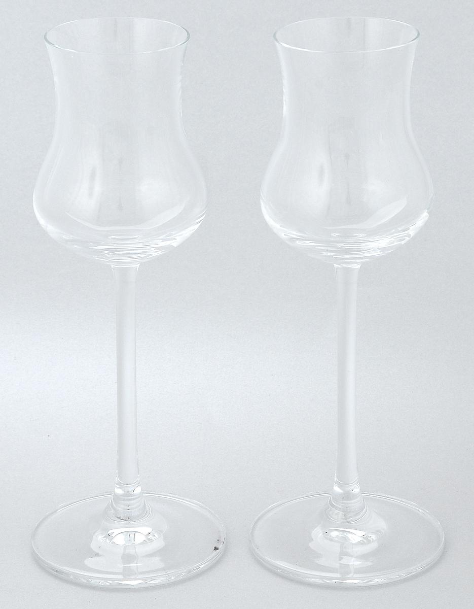 Набор бокалов Pasabahce Vintage, 95 мл, 2 шт66110NНабор Pasabahce Vintage состоит из двух бокалов, выполненных из прочного натрий-кальций-силикатного стекла. Изделия имеют изящные ножки и гладкие прозрачные стенки. Бокалы сочетают в себе элегантный дизайн и функциональность. Благодаря такому набору пить напитки будет еще вкуснее. Набор бокалов Pasabahce Vintage прекрасно оформит праздничный стол и создаст приятную атмосферу за ужином. Такой набор также станет хорошим подарком к любому случаю. Можно мыть в посудомоечной машине. Диаметр бокала (по верхнему краю): 4,5 см. Высота бокала: 17,5 см.