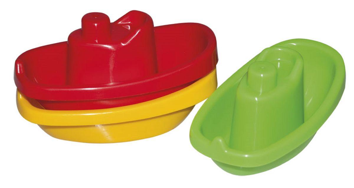 Just Cool Игрушка для ванной КорабликиKR01В наборе 3 кораблика.