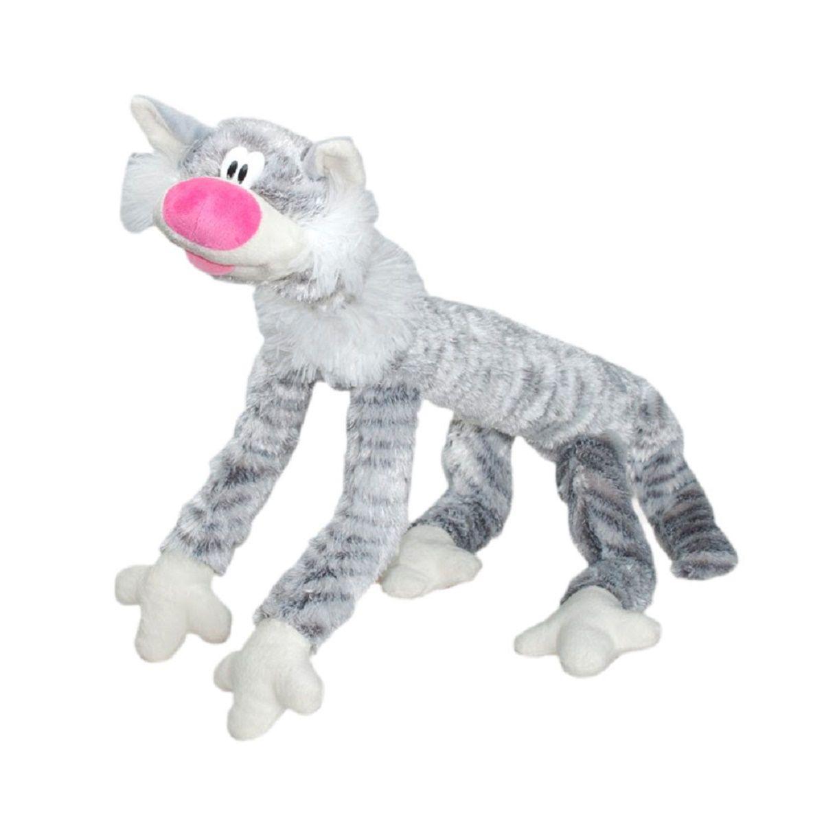 Fancy Мягкая игрушка Кот Бекон 60 смKT01SИгрушка мягконабивная.