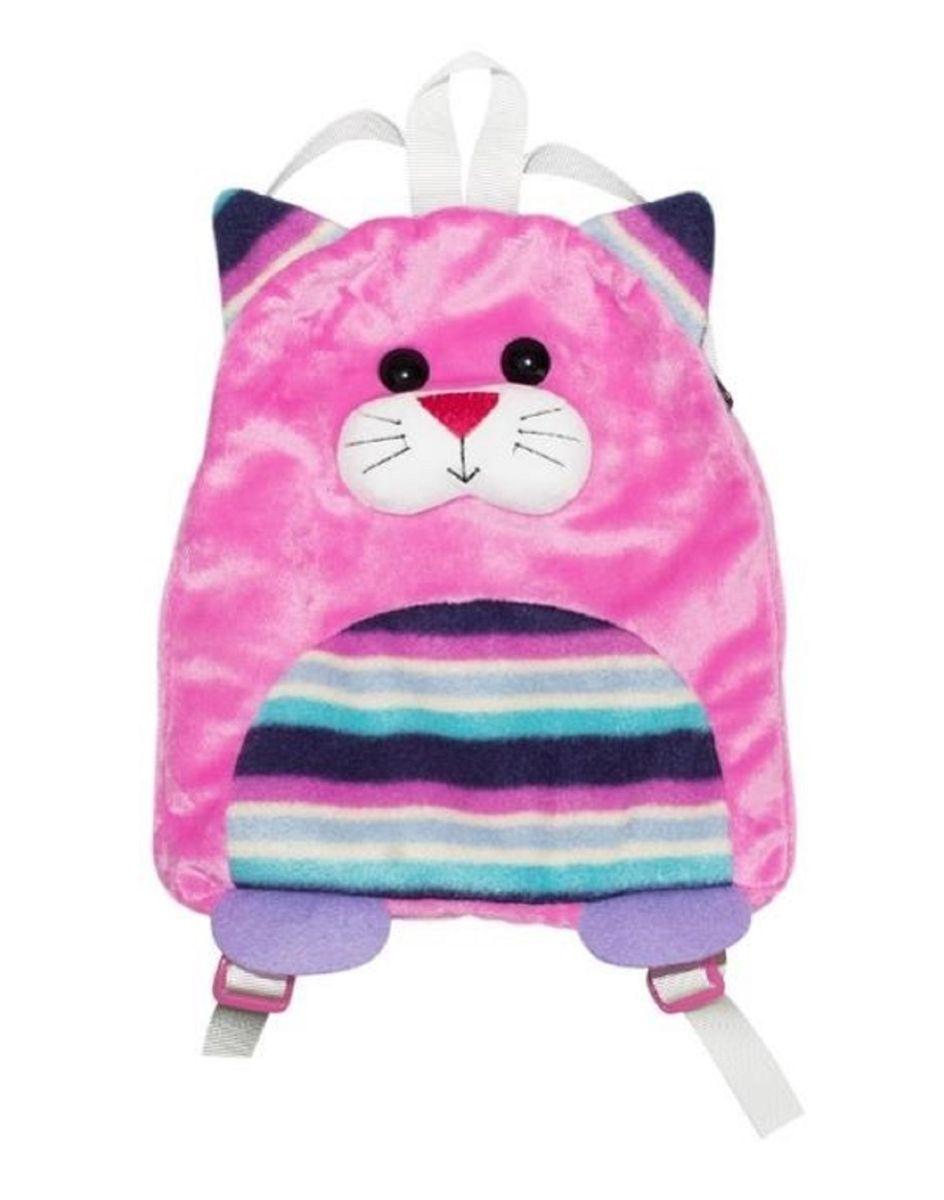 Fancy Мягкая игрушка-рюкзак КотенокRKT01Детская сумка-рюкзак