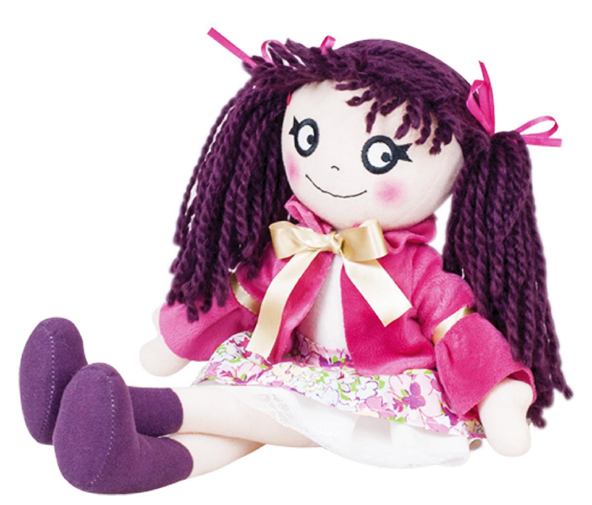 Little You Кукла АнютаSWT01Кукла мягконабивная, длинные волосы и съемная одежда.