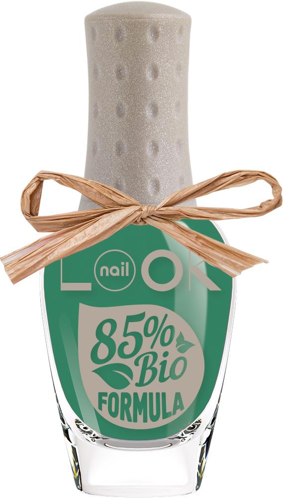 nailLOOK Лак для ногтей серии Trends Bio Polish, Lush Meadow , 8,5 мл31465Новая линия био лаков, она совмещает в себе две инновации, возможность пропускать воздух и воду плюс замена стандартной нитроцеллюлозы в составе на природную, которая является выдержкой из овощей. Био формула позволяет наносить лаки без базового покрытия, не окрашивая ногтевую пластину и создавая невидимую сетчатаю пленку, позволяющую ногтям дышать и сохранять естественный баланс влаги. Био лаки могут использовать беременные и даже дети. Темно-зеленый оттенок с интригующим изумрудным подтоном, на пике популярности в этом сезоне.