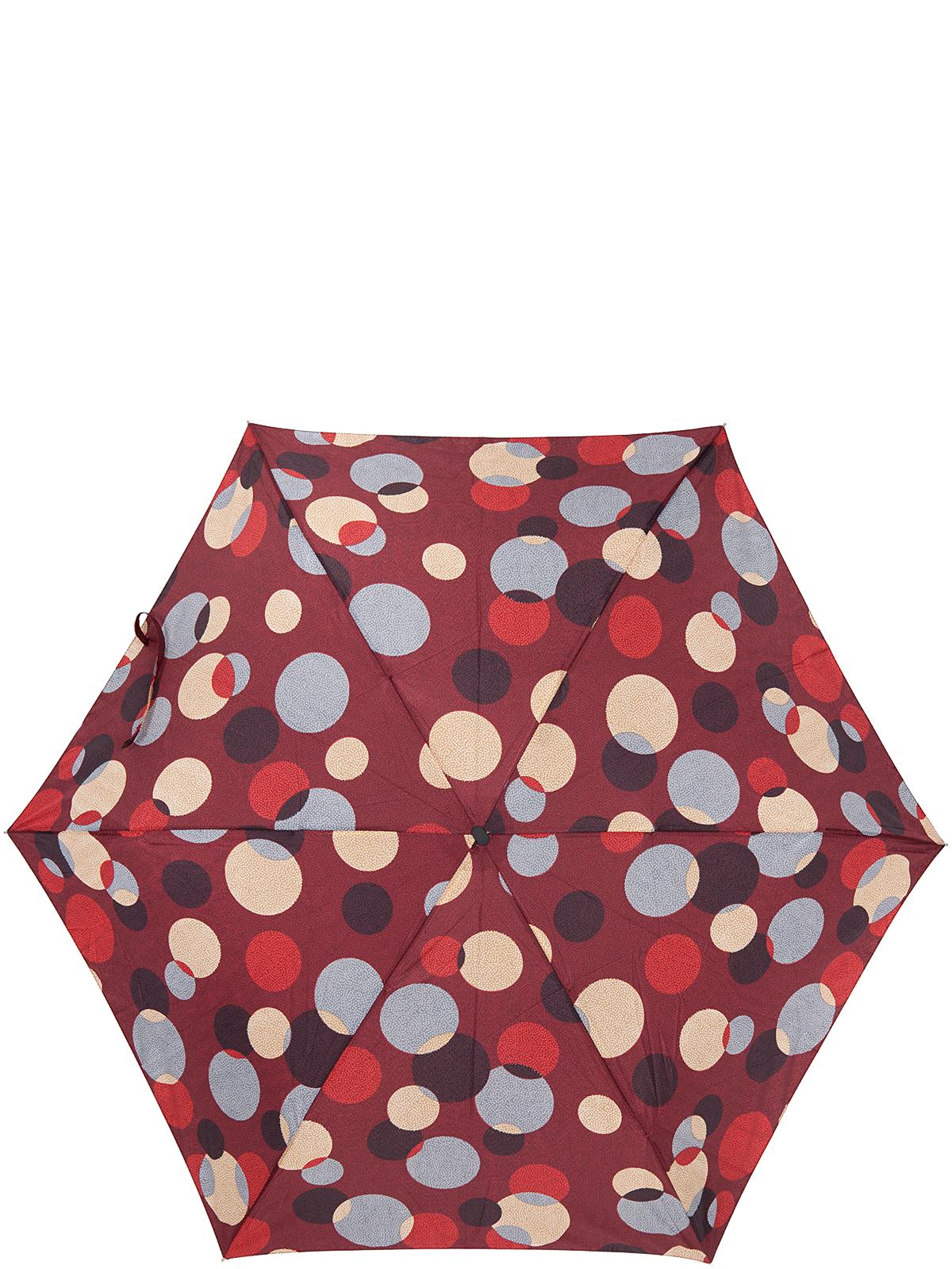 Зонт женский Labbra, цвет: бордовый. A3-05-LF102A3-05-LF102Женский зонт-автомат торговой марки LABBRA. Купол: 100% полиэстер, эпонж. Материал каркаса: сталь + алюминий + фибергласс. Материал ручки: пластик. Длина изделия - 28 см. Диаметр купола - 96 см.