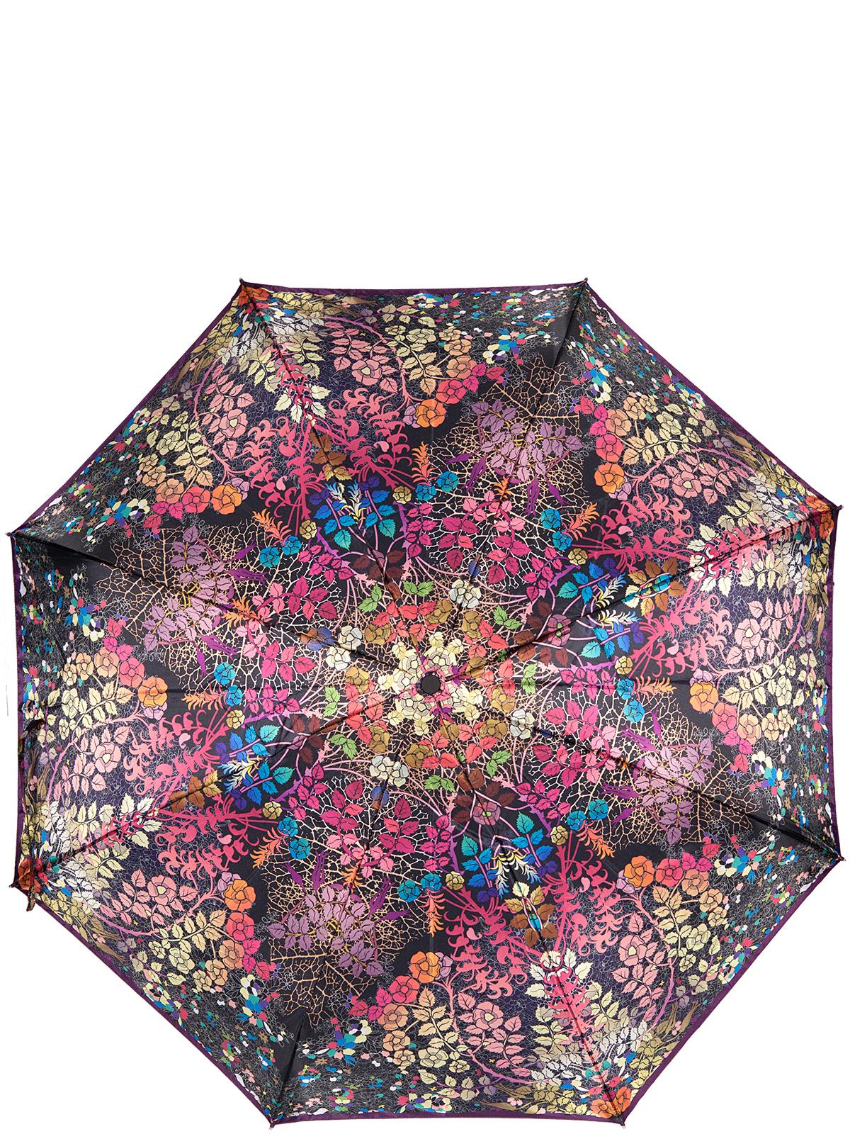 Зонт женский Eleganzza, цвет: черный. A3-05-0311LSA3-05-0311LSЖенский зонт-автомат торговой марки Eleganzza с каркасом Smart, который позволяет без особых усилий складывать зонт, не позволяя стержню вылетать обратно. Купол: 100% полиэстер, сатин. Материал каркаса: сталь + фибергласс. Материал ручки: пластик. Длина изделия - 30 см. Диаметр купола - 105 см. Система Smart, не позволяет стержню при сложении вылететь обратно, это облегчает сложение зонта! При сложении есть характерный звук-треск, как трещетка. Примечание: зонт не откроется с кнопки если его не закрыть до щелчка.