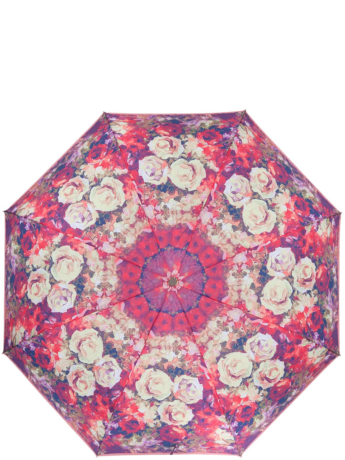 Зонт женский Eleganzza, цвет: фиолетовый. A3-05-0319LSA3-05-0319LSЖенский зонт-автомат торговой марки Eleganzza с каркасом Smart, который позволяет без особых усилий складывать зонт, не позволяя стержню вылетать обратно. Купол: 100% полиэстер, эпонж. Материал каркаса: сталь + фибергласс. Материал ручки: пластик. Длина изделия - 30 см. Диаметр купола - 105 см. Система Smart, не позволяет стержню при сложении вылететь обратно, это облегчает сложение зонта! При сложении есть характерный звук-треск, как трещетка. Примечание: зонт не откроется с кнопки если его не закрыть до щелчка.