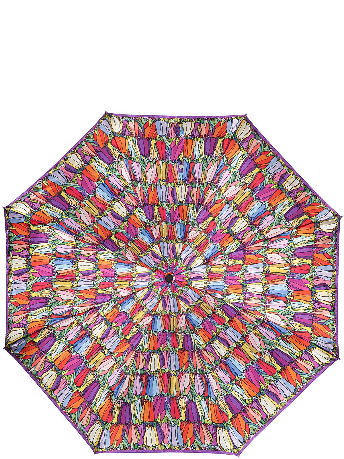 Зонт женский Eleganzza, цвет: красный. A3-05-0325LSA3-05-0325LSЖенский зонт-автомат торговой марки Eleganzza с каркасом Smart, который позволяет без особых усилий складывать зонт, не позволяя стержню вылетать обратно. Купол: 100% полиэстер, сатин. Материал каркаса: сталь + фибергласс. Материал ручки: пластик. Длина изделия - 30 см. Диаметр купола - 105 см. Система Smart, не позволяет стержню при сложении вылететь обратно, это облегчает сложение зонта! При сложении есть характерный звук-треск, как трещетка. Примечание: зонт не откроется с кнопки если его не закрыть до щелчка.