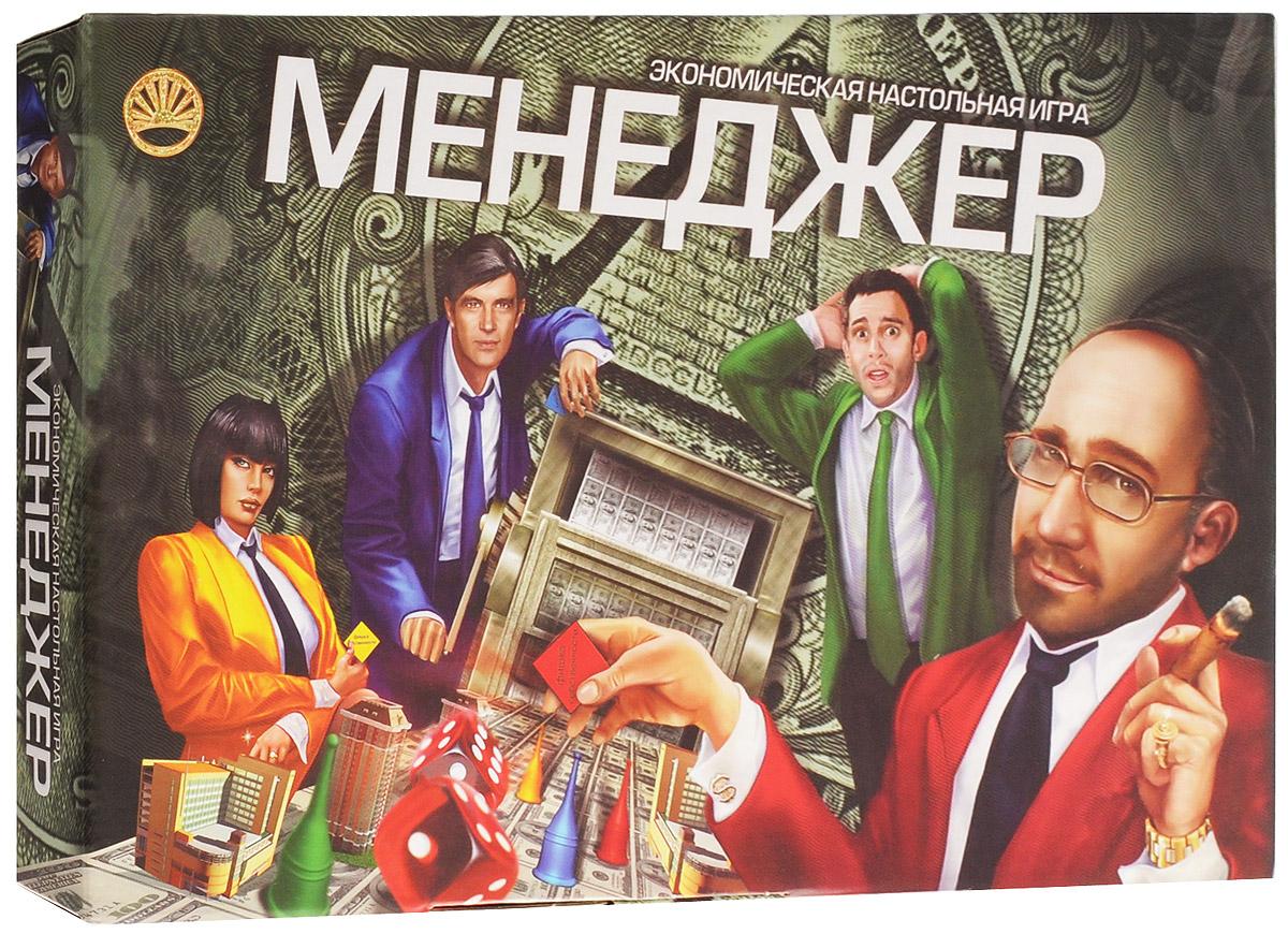 Лапландия Настольная игра Менеджер 97823