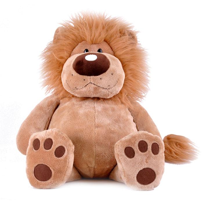 Gulliver Мягкая игрушка Лев Лева сидячий 40 см7-5001Подарите ребенку царя зверей - льва по имени Лева! Мягкая игрушка Gulliver Лев Лева - прекрасная игрушка, изготовленная из высококачественных материалов, которая, несомненно, привлечет к себе внимание и взрослого, и ребенка. Плюшевый лев сидит, гордо подняв голову, как истинный царь зверей. У него шикарная густая грива, крупные сильные лапы, длинный хвост с кисточкой, милая улыбка и добрые глаза. Такая прелестная мягкая игрушка обязательно станет всеобщей семейной любимицей. Плюшевый лев по имени Лева станет чудесным развлечением для ребенка, малыш надолго увлечется игрой со своим новым товарищем, позволяя при этом родителям отдохнуть либо заняться своими делами. Оптимальный размер игрушки позволяет брать ее с собой везде - на прогулку, за стол, в кроватку. Качественная, приятная на ощупь ткань развивает у малыша тактильное восприятие, а нежная пастельная расцветка успокаивает и радует глаз. Лева вызовет у ребенка только положительные эмоции, хорошо...