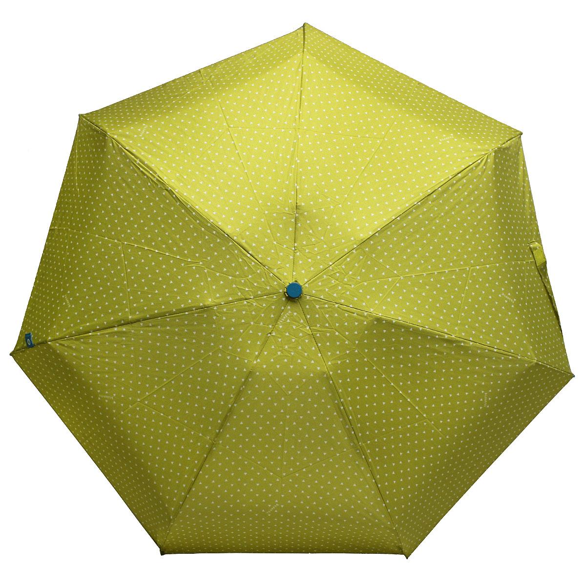 Зонт женский Bisetti, цвет: желтый. 3598-23598-2Стильный зонт автомат испанского производителя Bisetti даже в ненастную погоду позволит вам оставаться элегантной. В производстве зонтов Bisetti используются современные материалы, что делает зонты легкими, но в то же время крепкими. Каркас зонта включает 7 спиц. Стержень изготовлен из стали, купол выполнен из прочного полиэстера. Зонт является механическим: купол открывается и закрывается вручную до характерного щелчка.