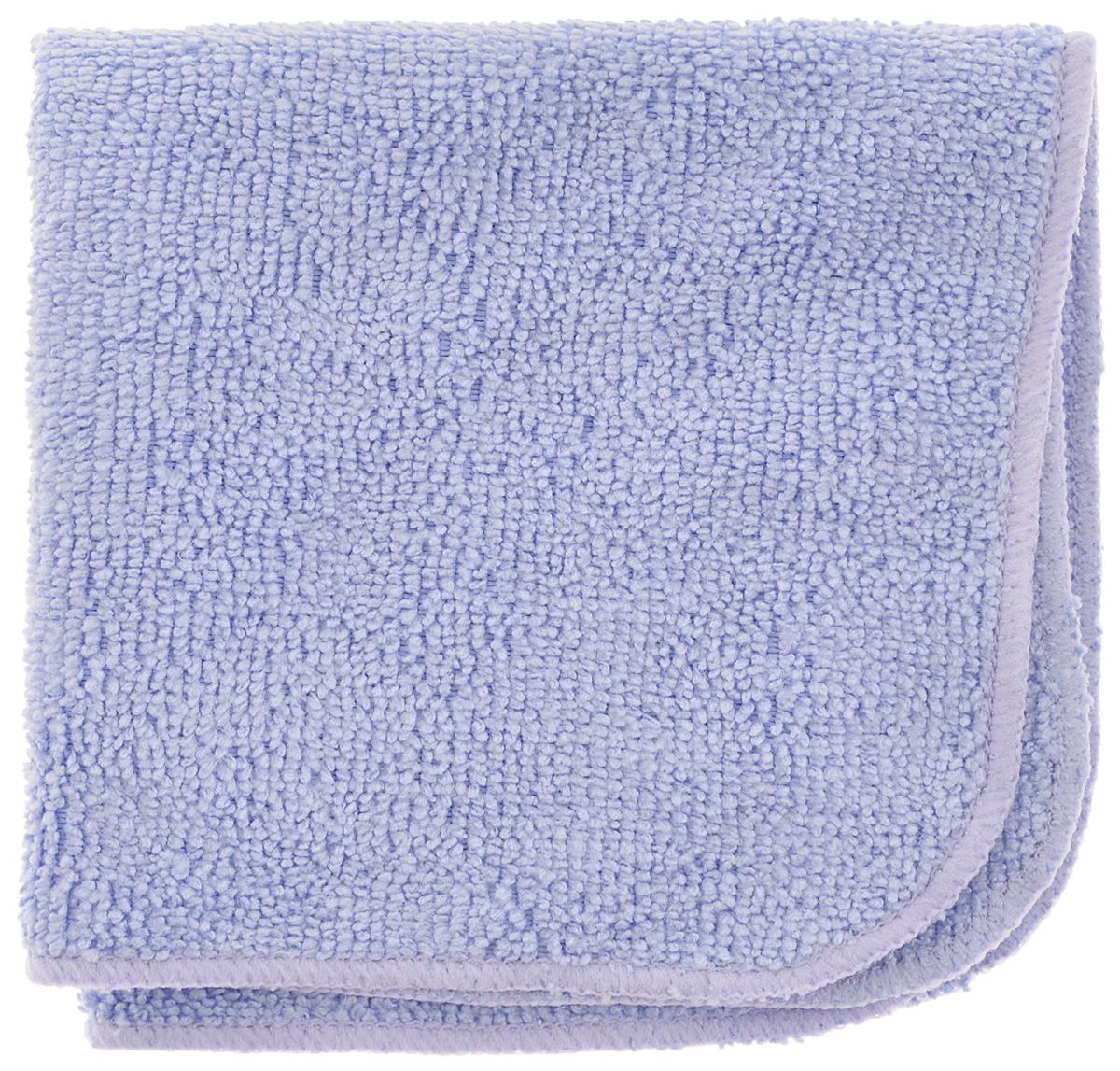 Салфетка для уборки Meule Standard, универсальная, цвет: сиреневый, 25 х 25 см4607009241104Салфетка Meule Standard выполнена из высококачественной микрофибры (80% полиэстер, 20% полиамид). Изделие может использоваться как для сухой, так и для влажной уборки. Деликатно очищает любые виды поверхности, не оставляет следов и разводов. Идеально впитывает влагу, удаляет загрязнения и пыль, а также подходит для протирки полированной мебели. Сохраняет свои свойства после стирки.
