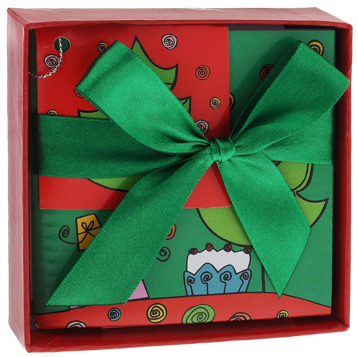 Коробка подарочная Winter Wings, раскладная, 10 х 10 х 10 смN14060/103Раскладная подарочная коробка Winter Wings выполнена из прочного картона. Изделие оформлено новогодним рисунком. Подарочная коробка - это наилучшее решение, если вы хотите порадовать ваших близких и создать праздничное настроение, ведь подарок, преподнесенный в оригинальной упаковке, всегда будет самым эффектным и запоминающимся. Окружите близких людей вниманием и заботой, вручив презент в нарядном, праздничном оформлении.
