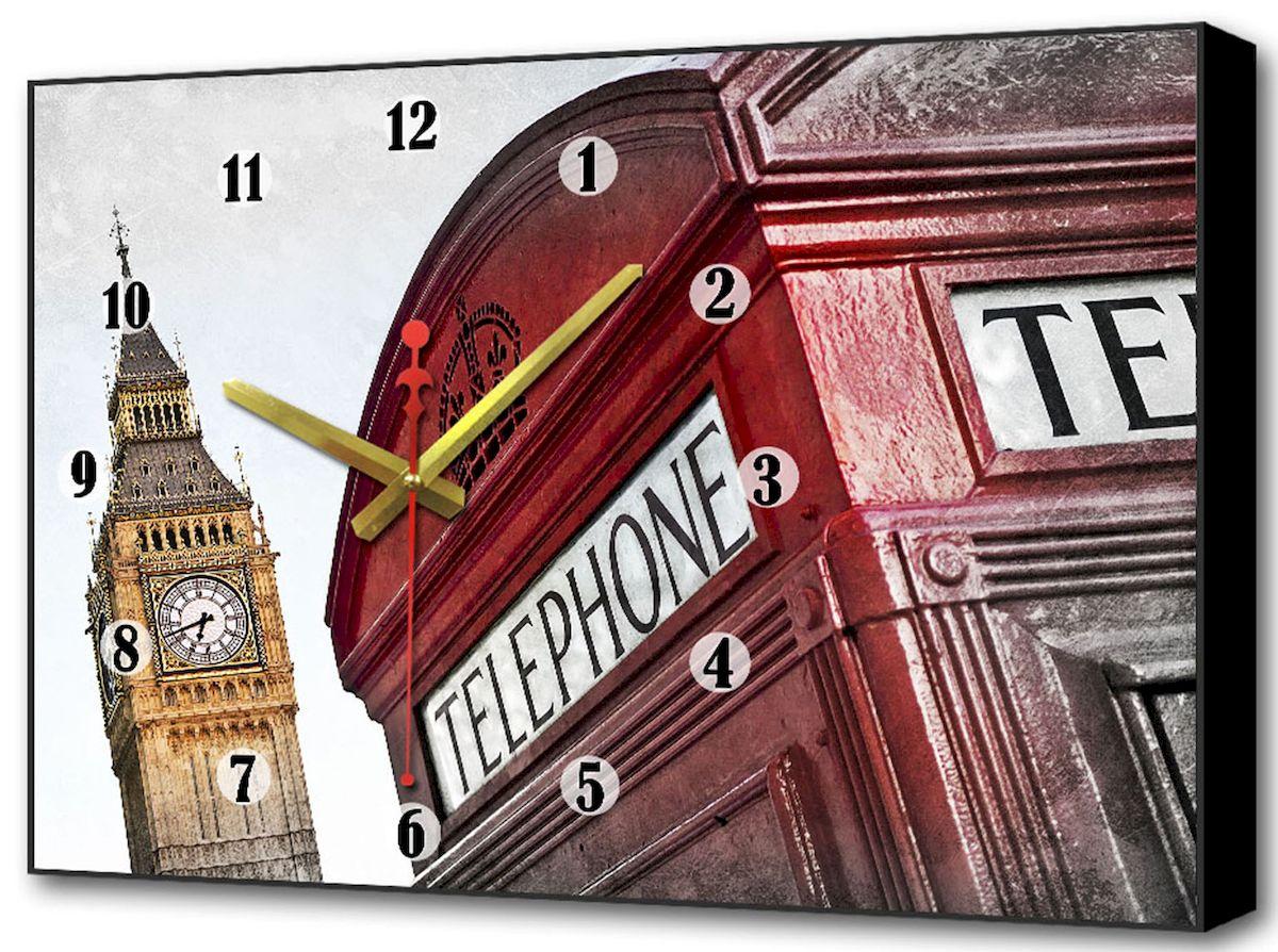 Часы-картина Toplight Город, 60 х 37 см. TL-C5010TL-C5010Настенные часы-картина Toplight Город выполнены из бумаги и оргалита, рама из МДФ. Часы имеют кварцевый механизм с плавным, бесшумным ходом и три стрелки: часовую, минутную и секундную. Современные технологии и цифровая печать, используемые в производстве, делают постер устойчивым к выцветанию и обеспечивают исключительное качество произведений. Благодаря наличию необходимых креплений в комплекте установка не займет много времени. Часы-картина Toplight - это прекрасная возможность создать яркий акцент при оформлении любого помещения. Правила ухода: можно протирать сухой, мягкой тканью. Часы работают от 1 батарейки типа АА (не входит в комплект).