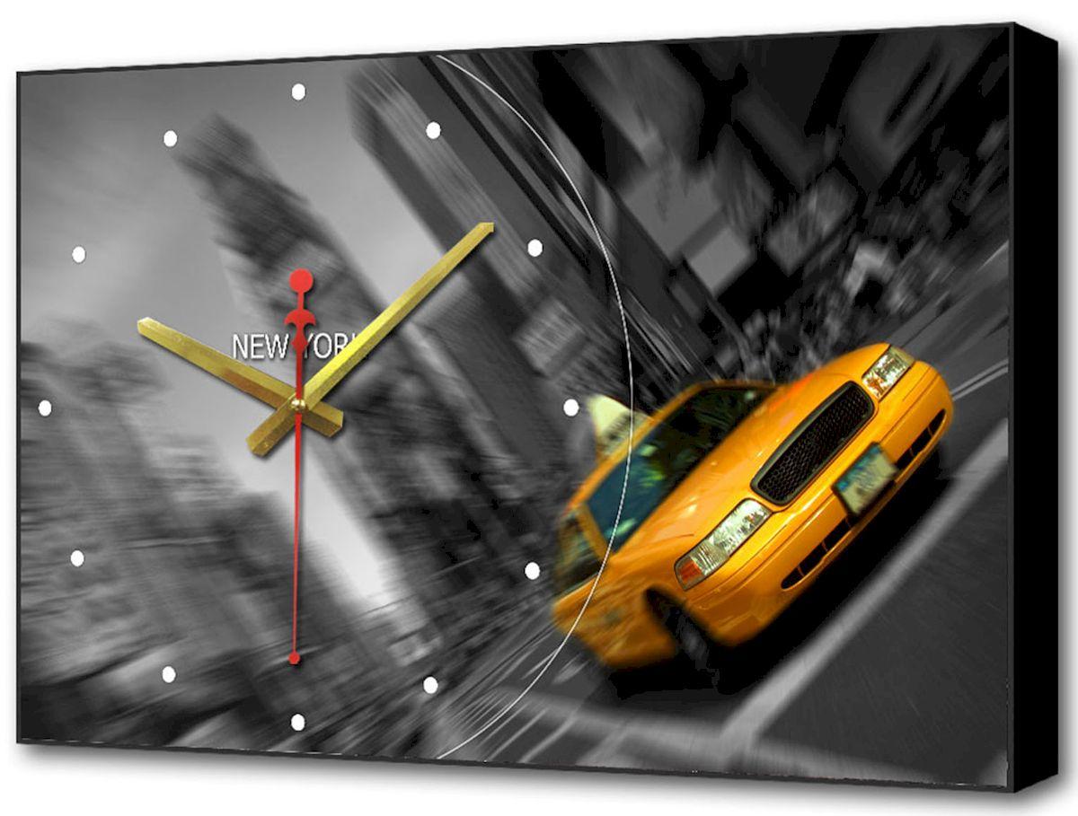 Часы-картина Toplight Машины, 60 х 37 см. TL-C5012TL-C5012Настенные часы-картина Toplight Машины выполнены из бумаги и оргалита, рама из МДФ. Часы имеют кварцевый механизм с плавным, бесшумным ходом и три стрелки: часовую, минутную и секундную. Современные технологии и цифровая печать, используемые в производстве, делают постер устойчивым к выцветанию и обеспечивают исключительное качество произведений. Благодаря наличию необходимых креплений в комплекте установка не займет много времени. Часы-картина Toplight - это прекрасная возможность создать яркий акцент при оформлении любого помещения. Правила ухода: можно протирать сухой, мягкой тканью. Часы работают от 1 батарейки типа АА (не входит в комплект).