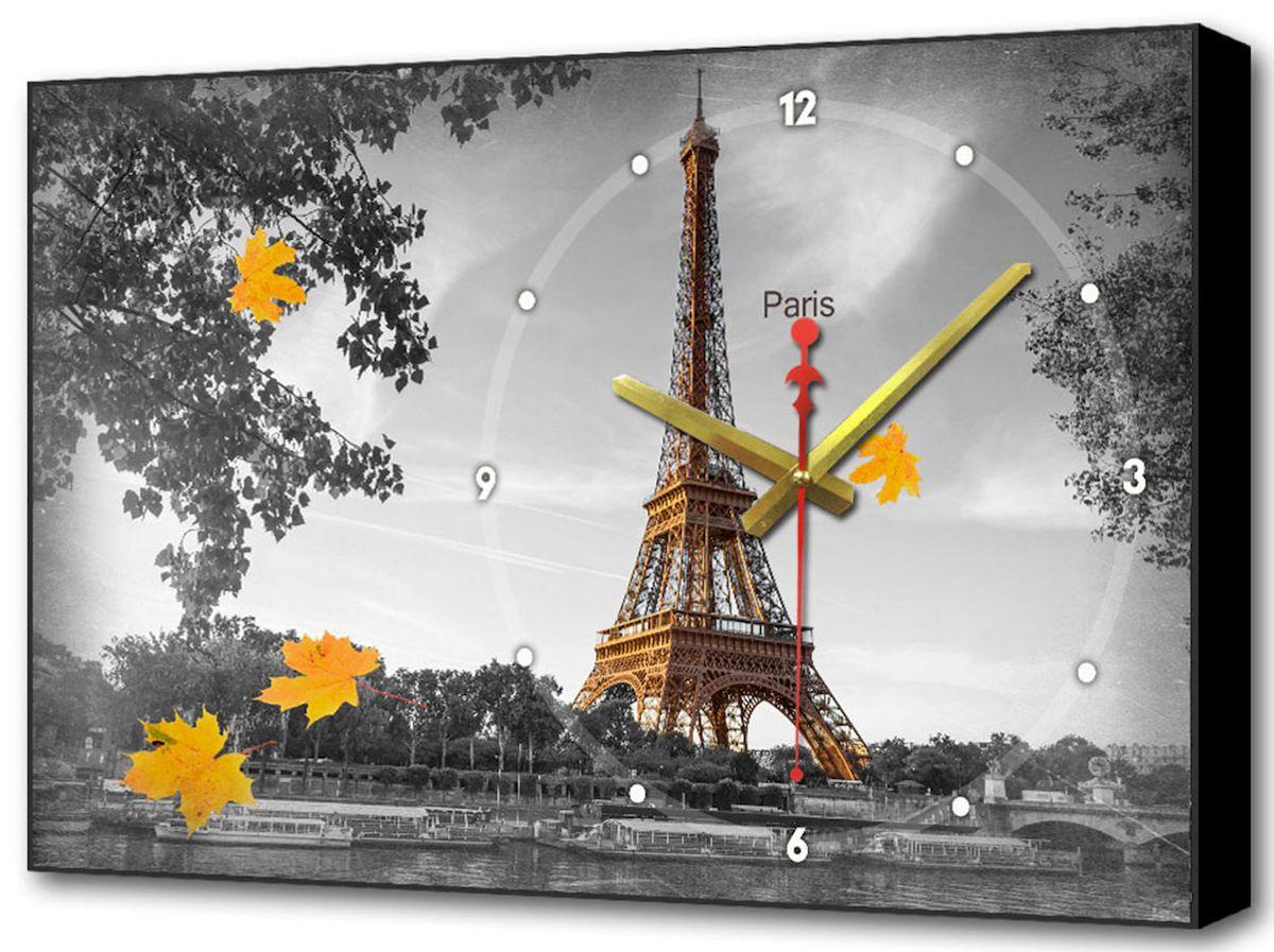 Часы-картина Toplight Город, 60 х 37 см. TL-C5016TL-C5016Настенные часы-картина Toplight Город выполнены из бумаги и оргалита, рама из МДФ. Часы имеют кварцевый механизм с плавным, бесшумным ходом и три стрелки: часовую, минутную и секундную. Современные технологии и цифровая печать, используемые в производстве, делают постер устойчивым к выцветанию и обеспечивают исключительное качество произведений. Благодаря наличию необходимых креплений в комплекте установка не займет много времени. Часы-картина Toplight - это прекрасная возможность создать яркий акцент при оформлении любого помещения. Правила ухода: можно протирать сухой, мягкой тканью. Часы работают от 1 батарейки типа АА (не входит в комплект).