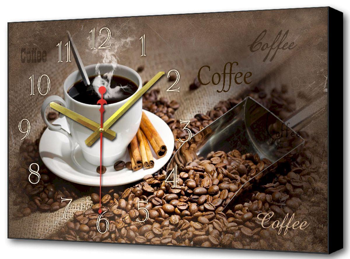 Часы-картина Toplight Напитки, 60 х 37 см. TL-C5021TL-C5021Настенные часы-картина Toplight Напитки выполнены из бумаги и оргалита, рама из МДФ. Часы имеют кварцевый механизм с плавным, бесшумным ходом и три стрелки: часовую, минутную и секундную. Современные технологии и цифровая печать, используемые в производстве, делают постер устойчивым к выцветанию и обеспечивают исключительное качество произведений. Благодаря наличию необходимых креплений в комплекте установка не займет много времени. Часы-картина Toplight - это прекрасная возможность создать яркий акцент при оформлении любого помещения. Правила ухода: можно протирать сухой, мягкой тканью. Часы работают от 1 батарейки типа АА (не входит в комплект).