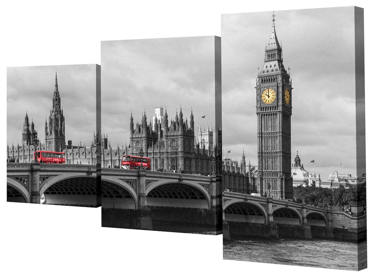 Картина модульная Toplight Город, 50 х 78 см. TL-MM1042TL-MM1042Модульная картина Toplight Город выполнена из синтетического полотна, подрамник из МДФ. Картина состоит из трех частей и выглядит очень аккуратно и эстетично благодаря такому способу оформления как галерейная натяжка. Подрамник исключает провисание полотна. Современные технологии, уникальное оборудование и цифровая печать, используемые в производстве, делают постер устойчивым к выцветанию и обеспечивают исключительное качество произведений. Благодаря наличию необходимых креплений в комплекте установка не займет много времени. Модульная картина - это прекрасная возможность создать яркий акцент при оформлении любого помещения. Изделие обязательно привлечет внимание и подарит немало приятных впечатлений своим обладателям. Правила ухода: можно протирать сухой, мягкой тканью. Размеры модулей: 26 х 31 см, 26 х 50 см, 26 х 40 см. Рекомендованное расстояние между сегментами: 1 см. Толщина подрамника: 2 см.