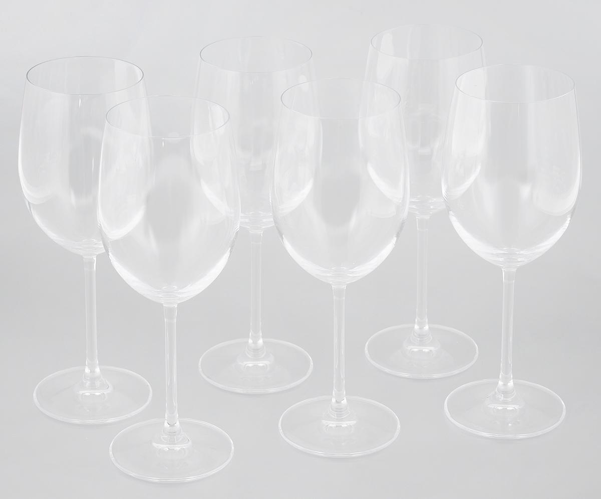Набор бокалов для вина Pasabahce Vintage, 430 мл, 6 шт66122NНабор Pasabahce Vintage, выполненный из бессвинцового стекла, состоит из шести бокалов. Изделия предназначены для подачи вина. Они сочетают в себе элегантный дизайн и функциональность. Набор бокалов Pasabahce Vintage прекрасно оформит праздничный стол и создаст приятную атмосферу за романтическим ужином. Такой набор также станет хорошим подарком к любому случаю. Можно мыть в посудомоечной машине. Диаметр бокала (по верхнему краю): 7 см. Высота бокала: 22 см.