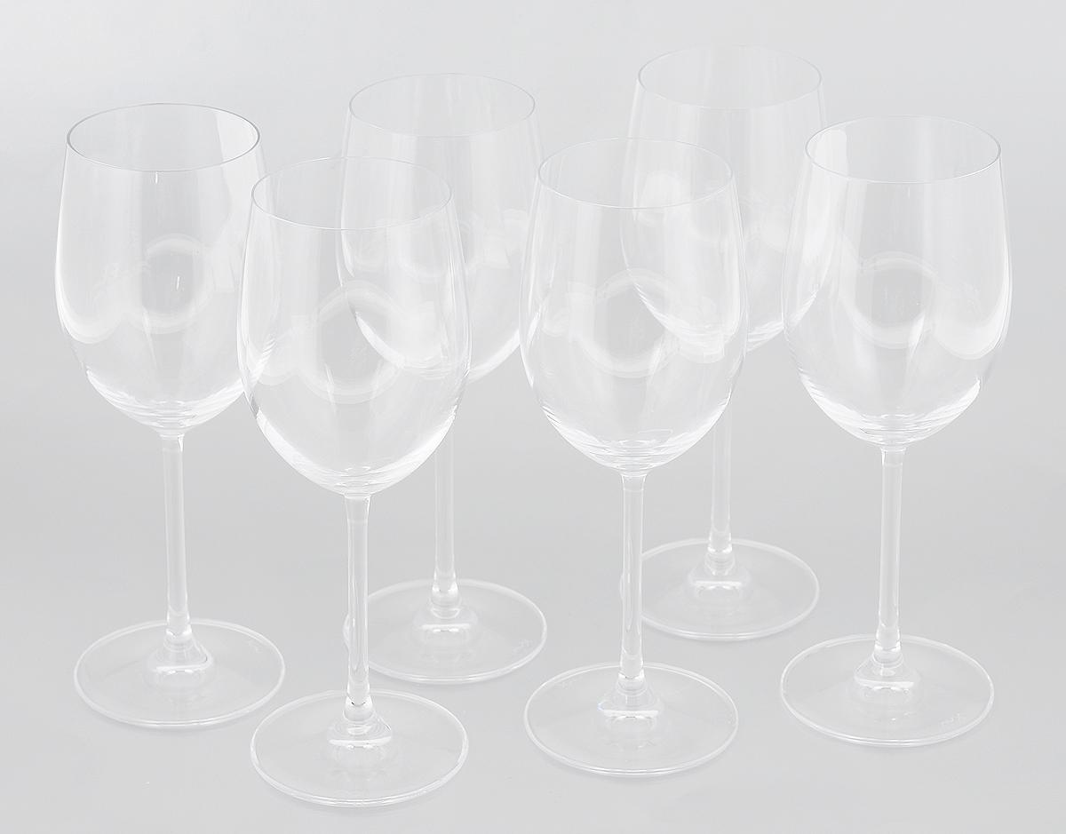 Набор бокалов для вина Pasabahce Vintage, 325 мл, 6 шт66117NНабор Pasabahce Vintage, выполненный из бессвинцового стекла, состоит из шести бокалов. Изделия предназначены для подачи вина. Они сочетают в себе элегантный дизайн и функциональность. Набор бокалов Pasabahce Vintage прекрасно оформит праздничный стол и создаст приятную атмосферу за романтическим ужином. Такой набор также станет хорошим подарком к любому случаю. Можно мыть в посудомоечной машине. Диаметр бокала (по верхнему краю): 6,3 см. Высота бокала: 21 см.