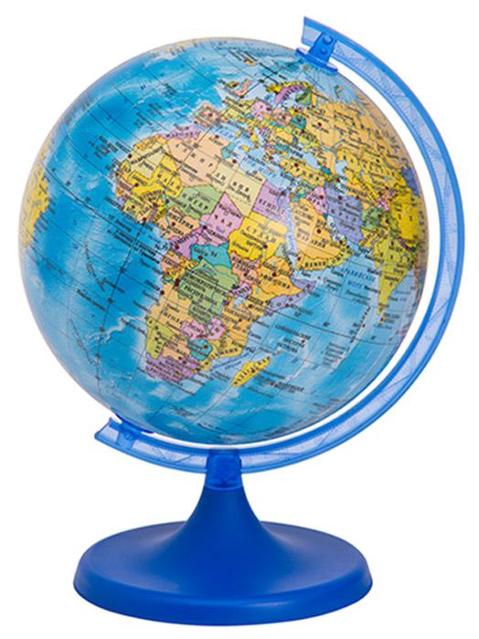 """Глобус """"DMB"""", c политической картой мира, диаметр 25 см + Мини-энциклопедия """"Страны Мира"""" ОСН1224102"""