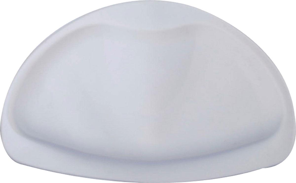 Подушка для ванны Ridder Tecno+, цвет: белый, 20 х 30 смА6800601Высококачественный немецкий подголовник Tecno+ создан для вашего удобства. Он изготовлен из синтетического каучука с защитой от плесени и грибка, не содержит ПВХ, имеет присоски для крепления. Безопасность изделия соответствует стандартам LGA (Германия).
