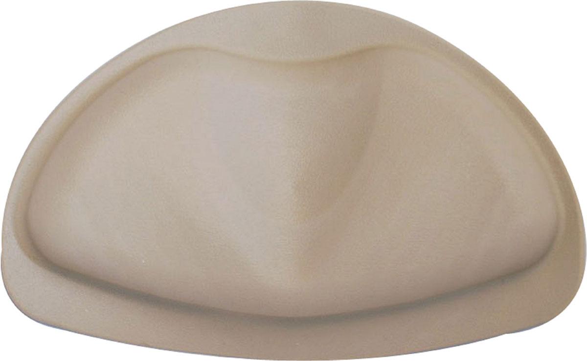 Подушка для ванны Ridder Tecno+, цвет: бежевый, 20 х 30 смА6800609Высококачественный немецкий подголовник Tecno+ создан для вашего удобства. Он изготовлен из синтетического каучука с защитой от плесени и грибка, не содержит ПВХ, имеет присоски для крепления. Безопасность изделия соответствует стандартам LGA (Германия).