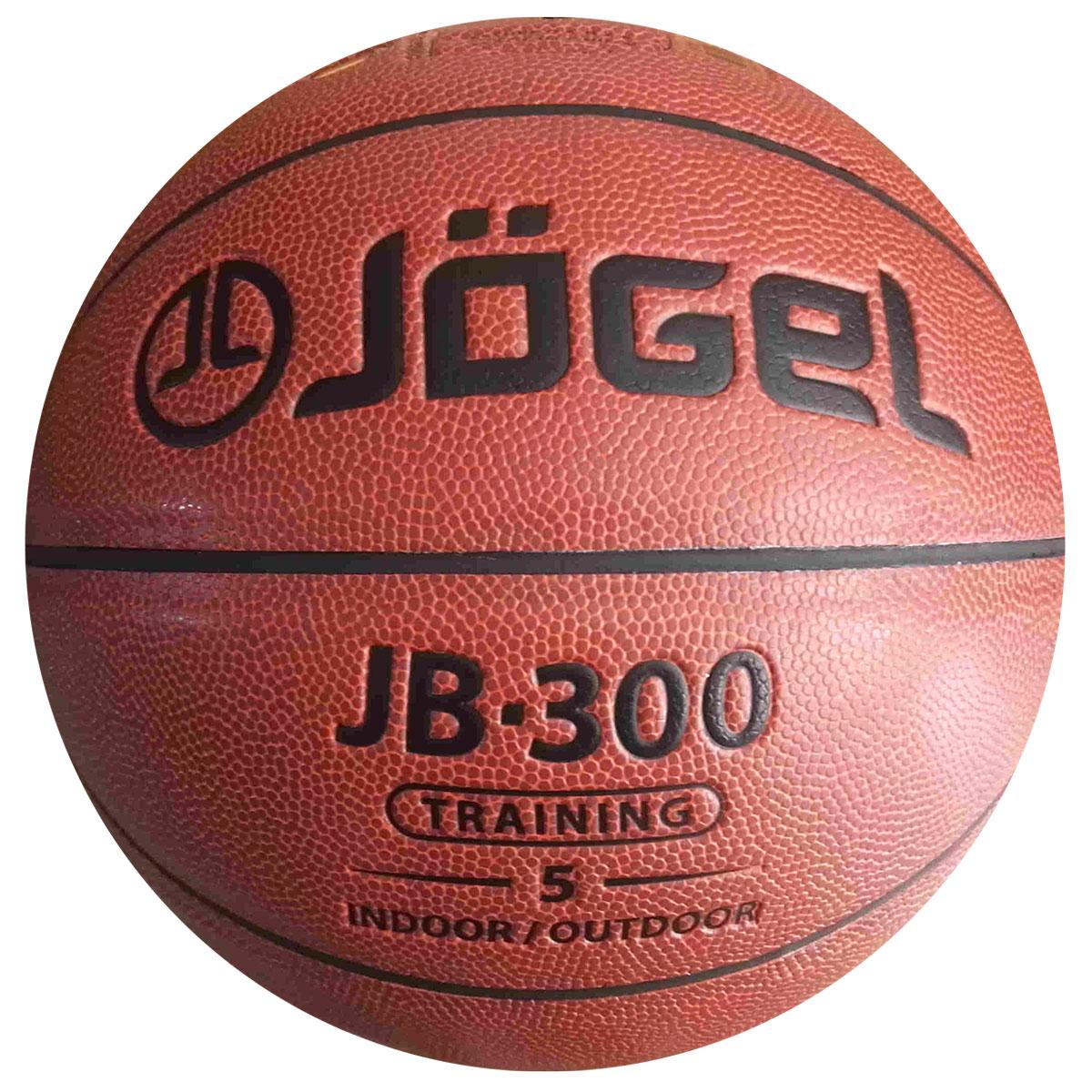 Мяч баскетбольный Jogel, цвет: коричневый. Размер 5. JB-300УТ-00009325Название: Мяч баскетбольный Jgel JB-300 №5 Уровень: Тренировочный мяч Серия: TRAINING Категория: INDOOR/OUTDOOR Описание: Jogel JB-300 №5 это прекрасный баскетбольный мяч из серии TRAINING. Доступная цена и специальный материал, позволяющий играть данным мячом практически на любой поверхности, выгодно отличают его от аналогичных мячей других марок. Поверхность мяча выполнена из композитного материала, благодаря чему данным мячом можно играть практически на любой поверхности, как на улице, так и в зале. Благодаря технологии DeepChannel (глубокие каналы), используемой при производстве мячей Jogel, достигается лучший контроля мяча во время броска и дриблинга. Размер №5 предназначается для тренировок детей до 12 лет. Данный мяч рекомендован для любительской игры, тренировок и соревнований любительских команд и команд среднего уровня. Данный мяч прекрасно подходит для поставок на гос. тендеры, образовательные учреждения и спортивные секции. Официальный размер и вес FIBA. Рекомендованные...