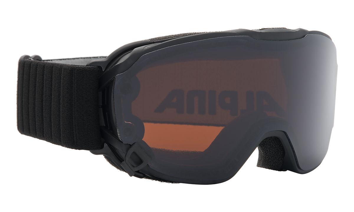 Очки горнолыжные Alpina Pheos Jr., цвет: черный. 7238_317238_31Очки оснащены линзой Doubleflex, а так же дополнительной съемной линзой Singleflex. Doubleflex: - 100% защиты от ультрафиолетового излучение UVA, UVB и UVC: Предотвращает / защищает от повреждений сетчатки - Противотуманное покрытие: Предотвращает / защищает от запотевания линз - Теплоизоляция: Предоставляет оптимальный обзор за счет особенностей изоляционного материала - Термоблок: Воздушная подушка размещается между внутренней и внешней линзами и защищает их от замерзания или запотевания - Система высокого контраста: Очень высокие характеристики контрастности и яркости Уровень защиты S1 Singleflex: - 100% защиты от ультрафиолетового излучение UVA, UVB и UVC: Предотвращает / защищает от повреждений сетчатки - Противотуманное покрытие: Предотвращает / защищает от запотевания линз - Уровень защиты S1 ТЕХНОЛОГИИ : Комфорт: AIRFRAME VENTING SYSTEM – оптимизирует циркуляцию воздуха внутри очков COMFORT FRAME – для повышенной комфортности без точек давления FOGSTOP –...