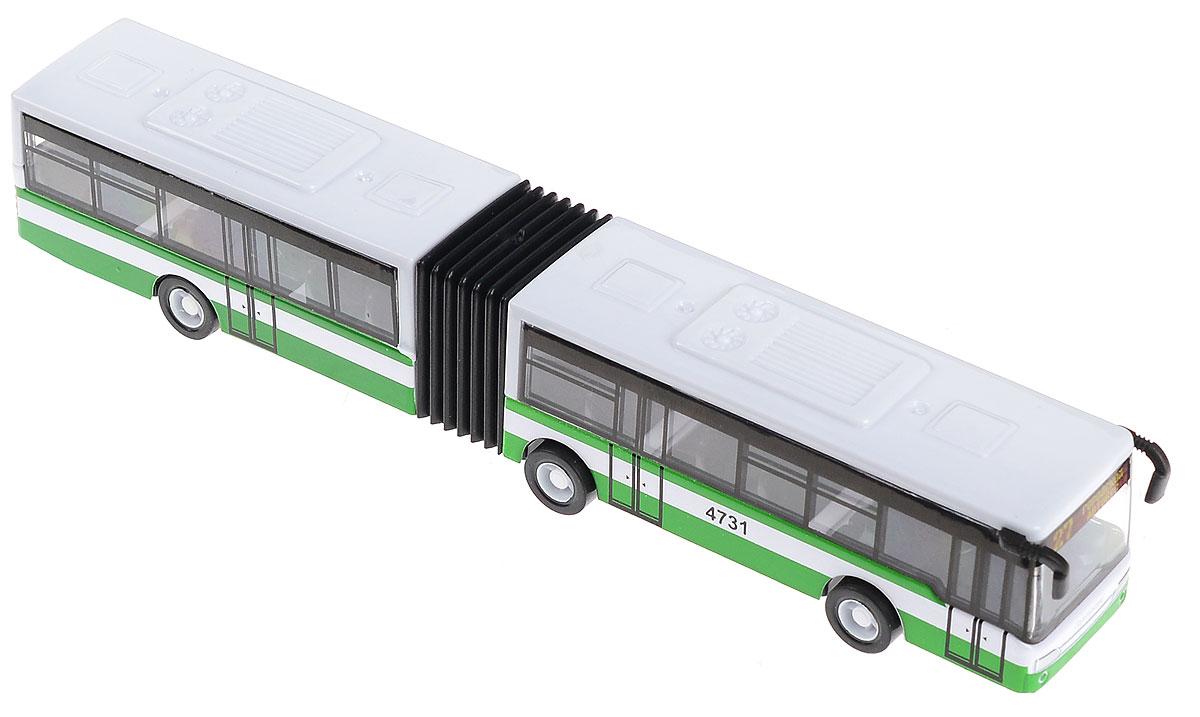 ТехноПарк Автобус инерционный Гортранс автобус рига клайпеда билет онлайн