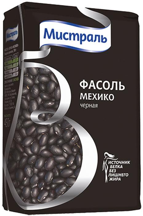 Мистраль Фасоль черная Мехико, 450 г12345Фасоль черная Мехико обладает нежным грибным вкусом,фасоль МЕХИКО является основой многих мексиканских блюд.Перед приготовлением замочите фасоль в холодной воде не менее чем на 4 часа. Замачивание сокращает время варки фасоли и делает ее мягче. Поместите промытую фасоль в кастрюлю с водой в соотношении 1:5, доведите до кипения. Варите 10 минут на сильном огне, а затем до готовности 1,5 - 2 часа на слабом огне. Добавляйте соль в конце варки, так как она замедляет процесс приготовления.