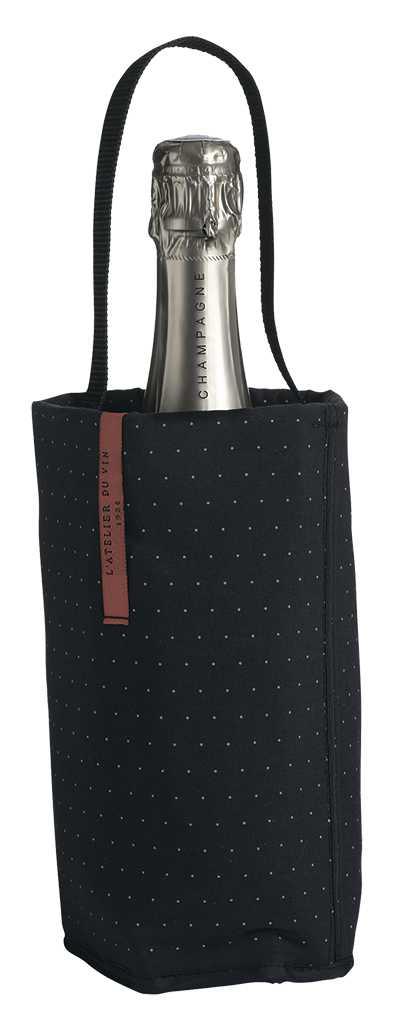 Охлаждающий чехол-сумка для бутылок LATELIER DU VIN Баладер Фреш Дотс95410