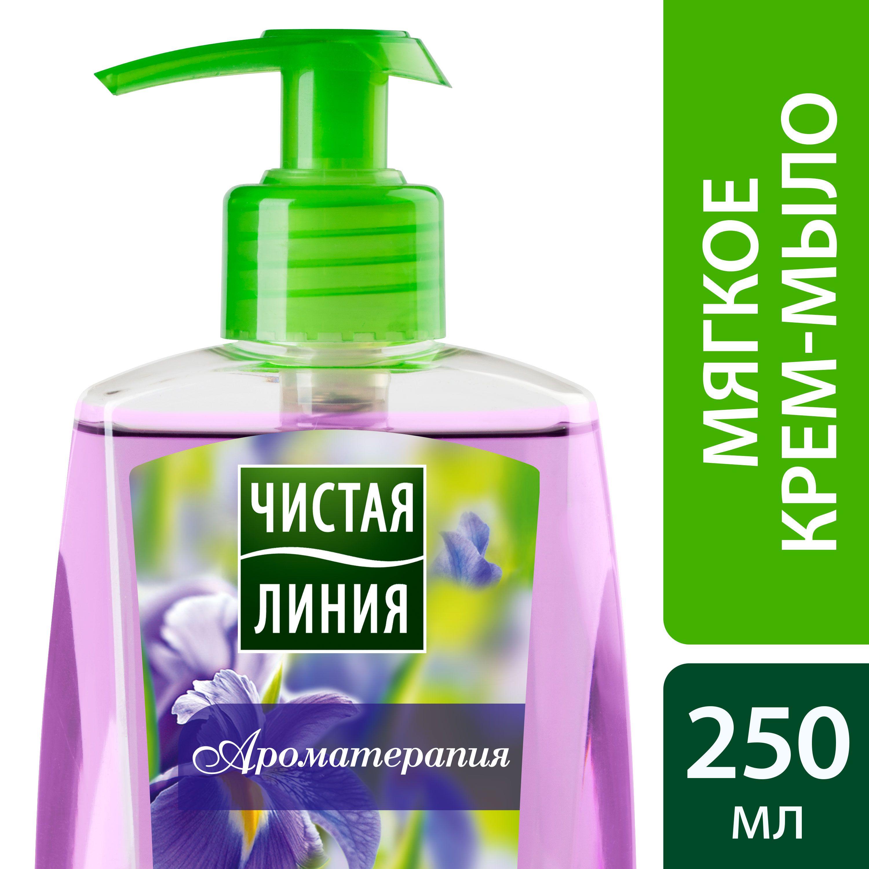 Чистая Линия Жидкое крем-мыло Ароматерапия 250 мл