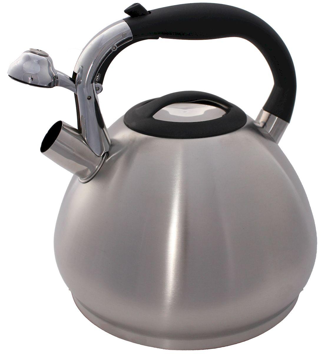 Чайник Hoffmann, со свистком, 4,5 л. HM 5547HM 5547