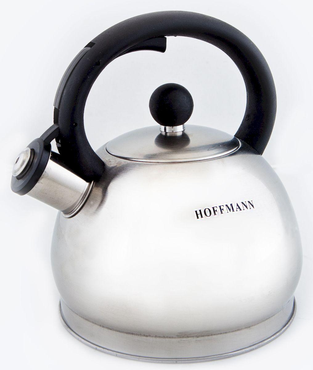 Чайник Hoffmann, со свистком, 2 л. НМ 5518НМ 5518