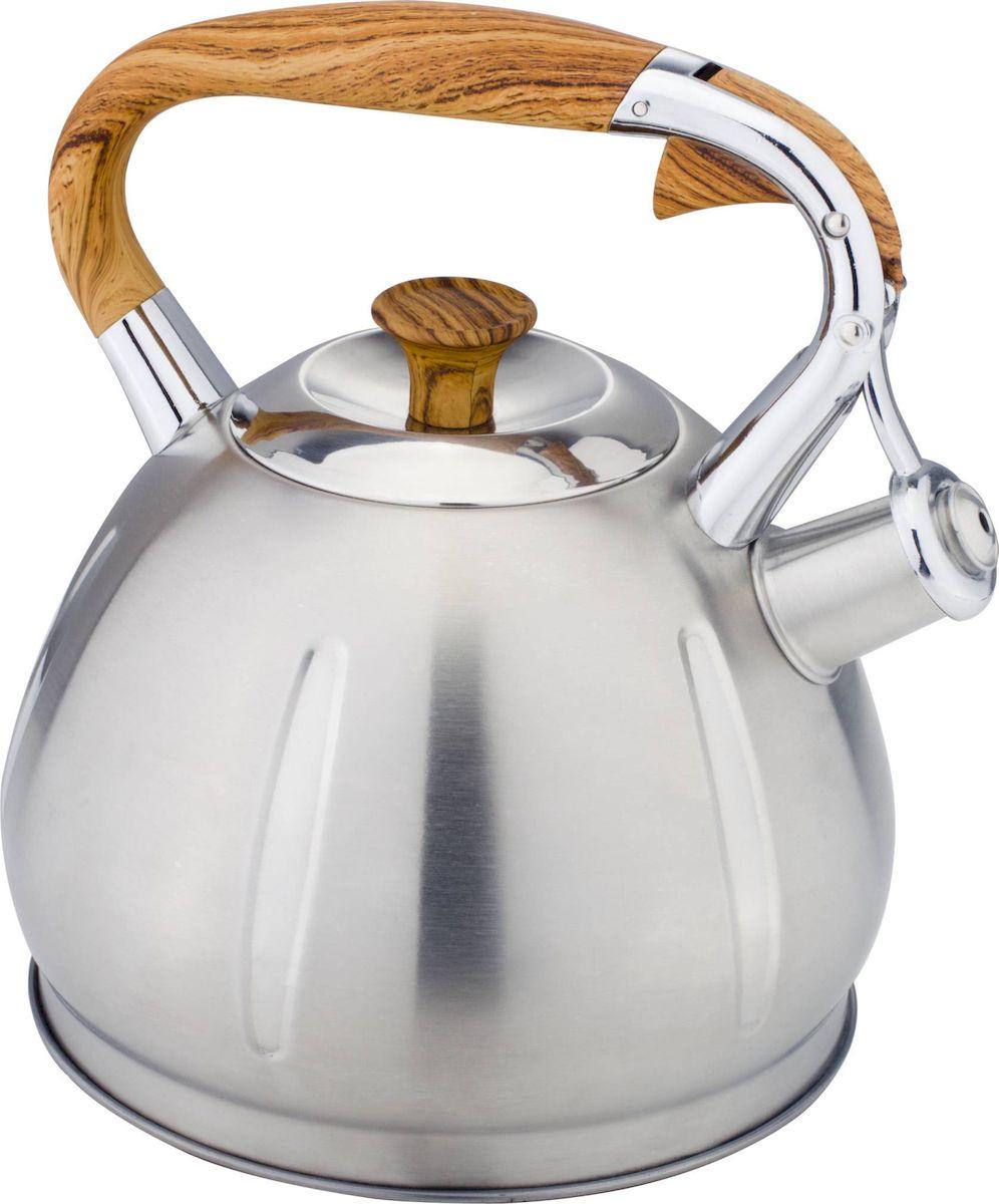 Чайник Hoffmann, со свистком, 3,3 л. НМ 5531НМ 5531