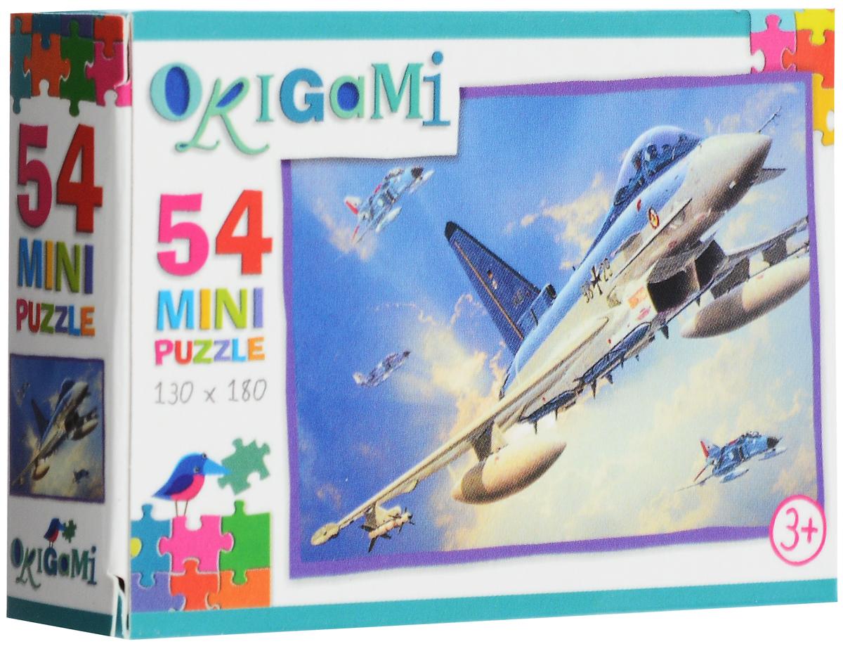 Оригами Пазл для малышей Самолеты 2137_4