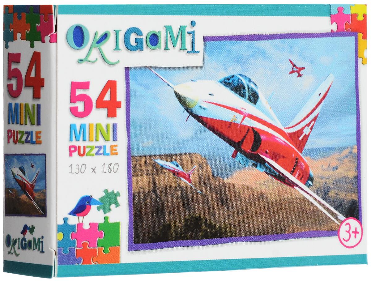 Оригами Пазл для малышей Самолеты 2137_3