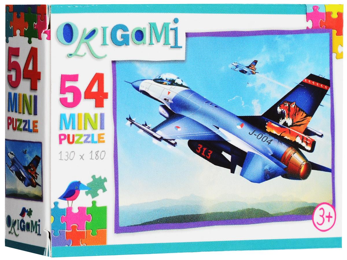 Оригами Пазл для малышей Самолеты 2137_2
