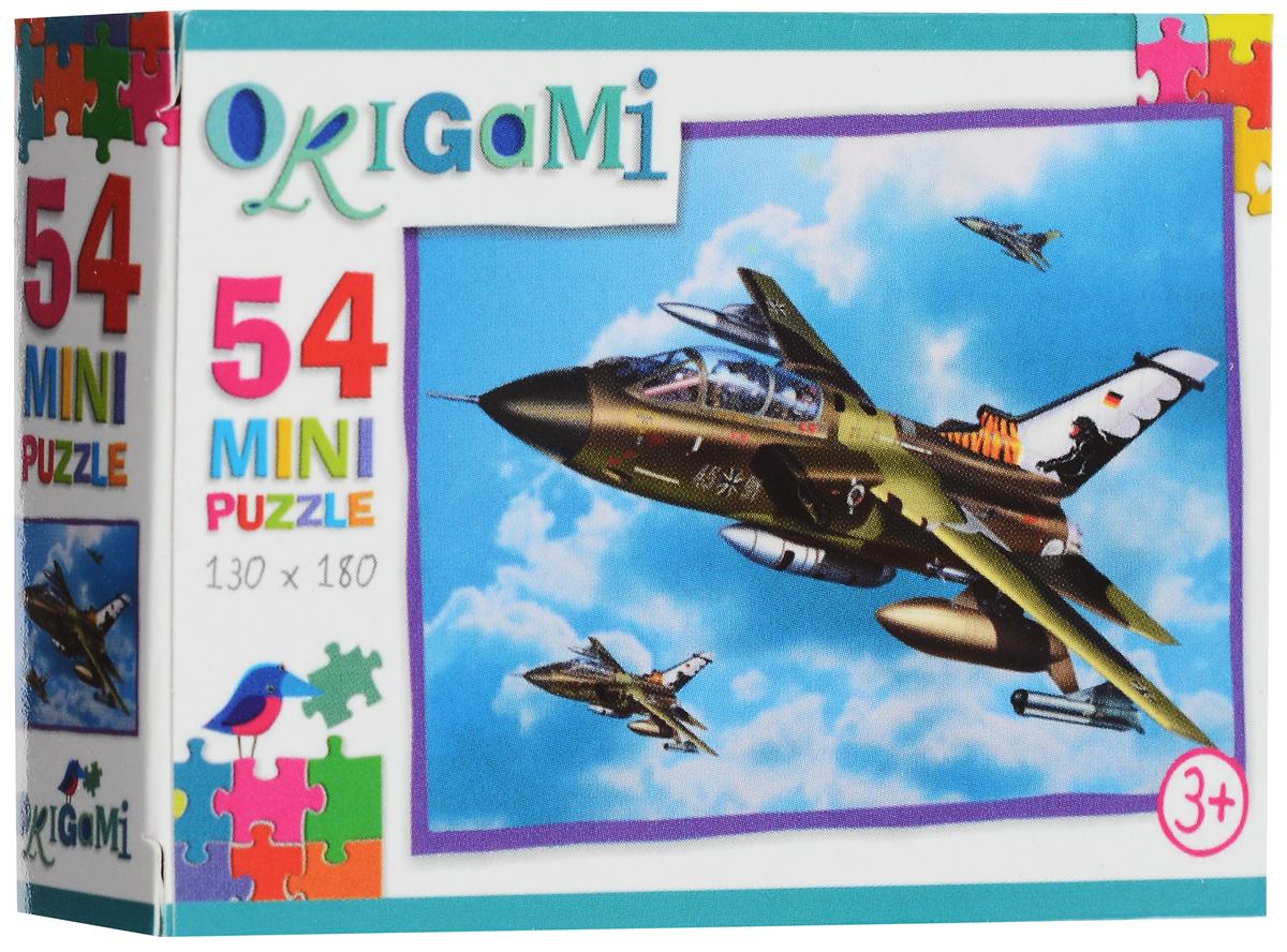Оригами Пазл для малышей Самолеты 2137_1