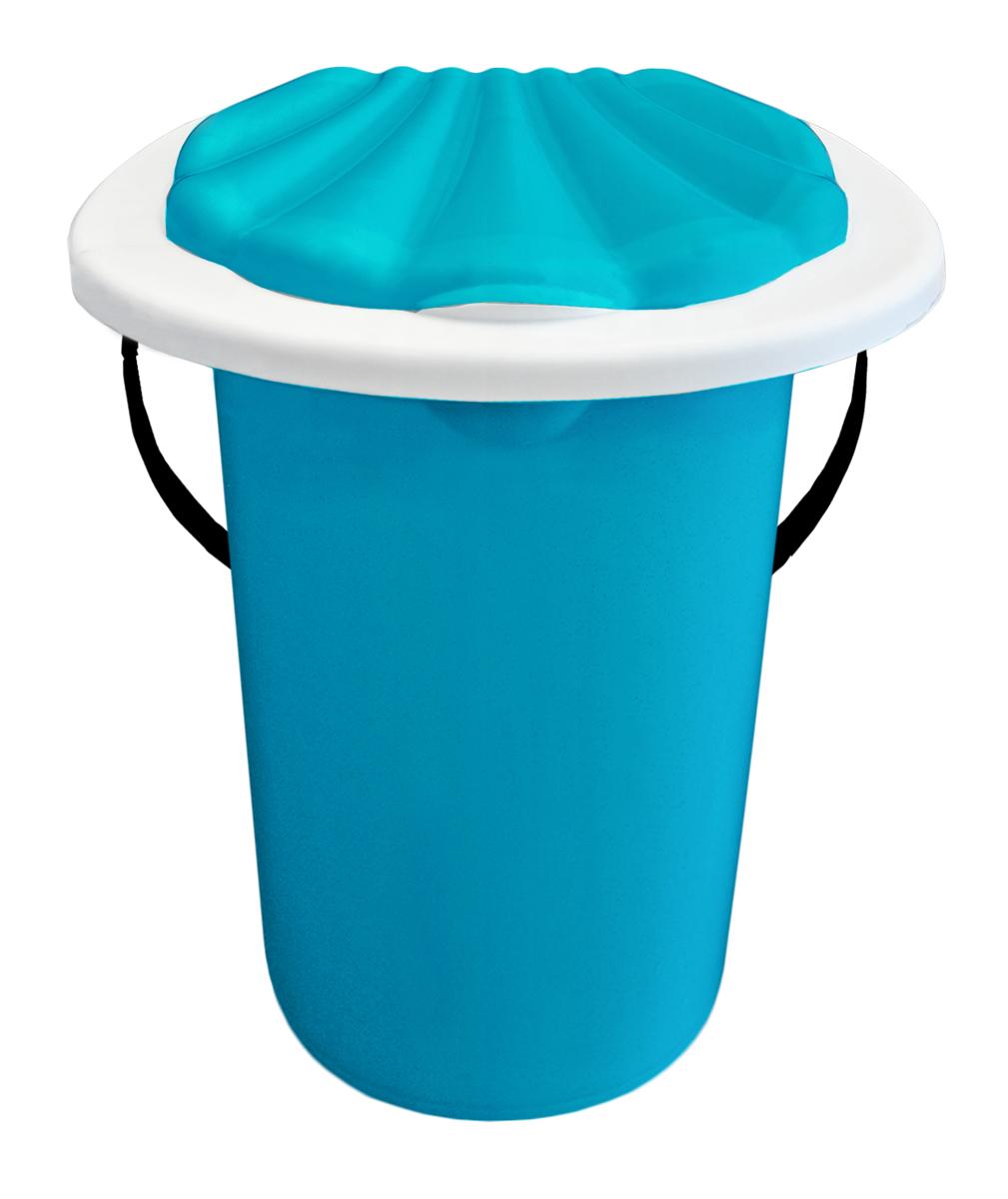 Ведро-туалет InGreen, цвет: светло-синий, 20 лING4001СВСНВедро-туалет InGreen выполнено из пластика. Это незаменимая вещь на даче, а также для пожилых людей и людей с ограниченными возможностями. Устойчивое и высокое ведро удобно в использовании. Ведро-туалет имеет эргономичное съемное сиденье - это позволит легко его мыть и сушить отдельно. Ведро снабжено крышкой, что препятствует распространению неприятных запахов. Прочный пластик выдержит даже людей с большим весом.