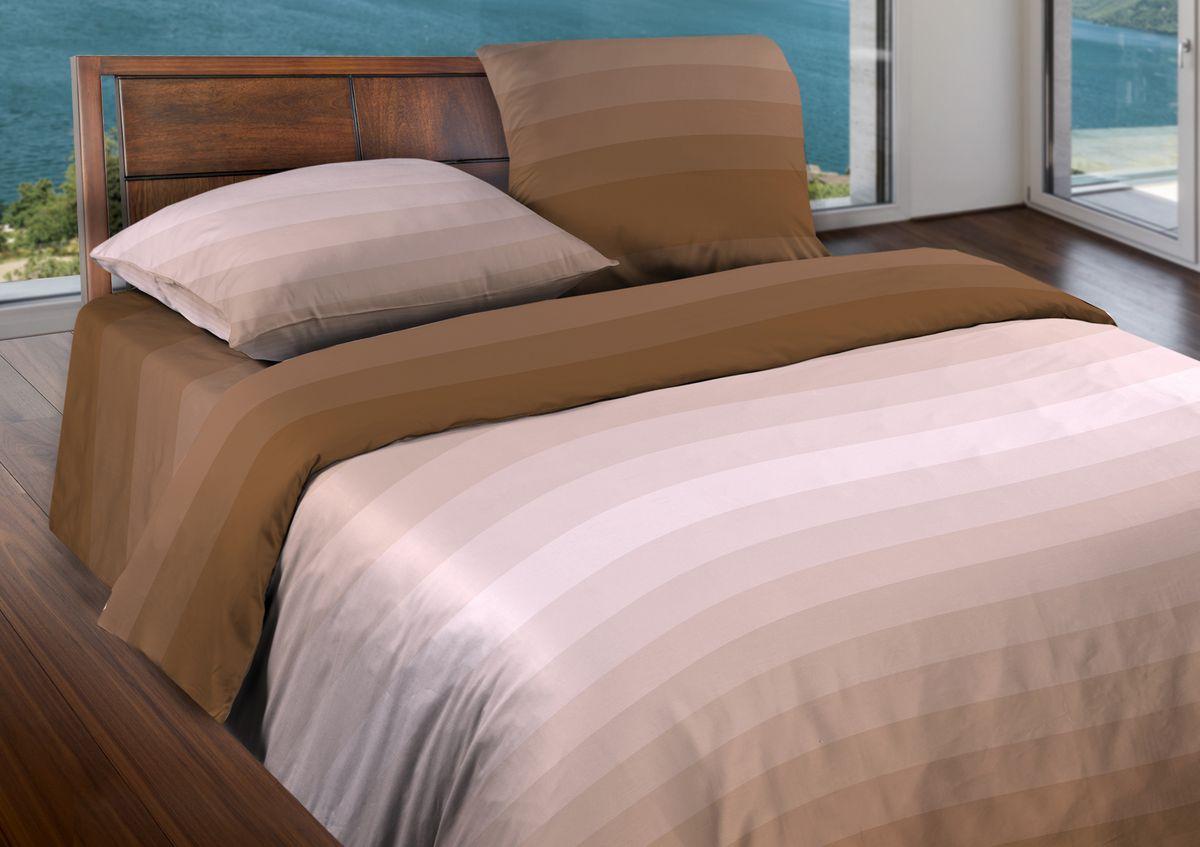 Комплект белья Wenge Flow, 1,5-спальный, наволочки 70x70. 361819361819