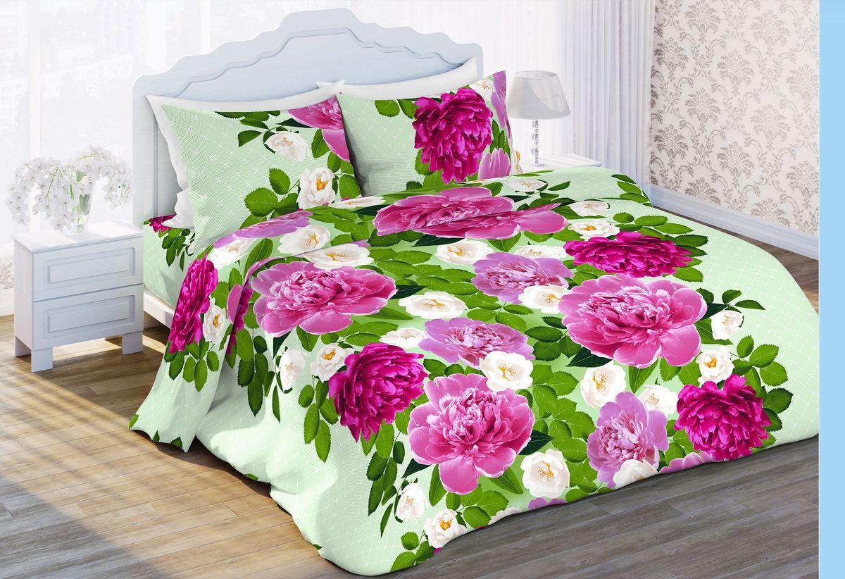 Комплект белья Любимый дом Ненси, 1,5-спальный, наволочки 70x70377217Комплект постельного белья коллекции Любимый дом выполнен из высококачественной ткани - из 100% хлопка. Такое белье абсолютно натуральное, гипоаллергенное, соответствует строжайшим экологическим нормам безопасности, комфортное, дышащее, не нарушает естественные процессы терморегуляции, прочное, не линяет, не деформируется и не теряет своих красок даже после многочисленных стирок, а также отличается хорошей износостойкостью.