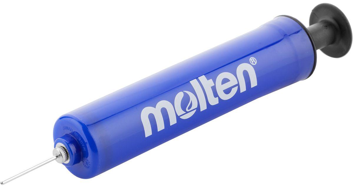 Насос ручной Molten Single Action. HP-18-BHP-18-BРучной насос Molten в комплекте с иглой, которая хранится в специальном отсеке насоса. Длина - 19 см.