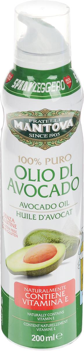 Масло Авокадо в виде спрея для более удобного дозирования