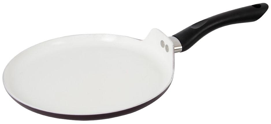 Сковорода блинная Polaris SM-26PC. Диаметр 20 см + ПОДАРОК: кулинарная кисть005242
