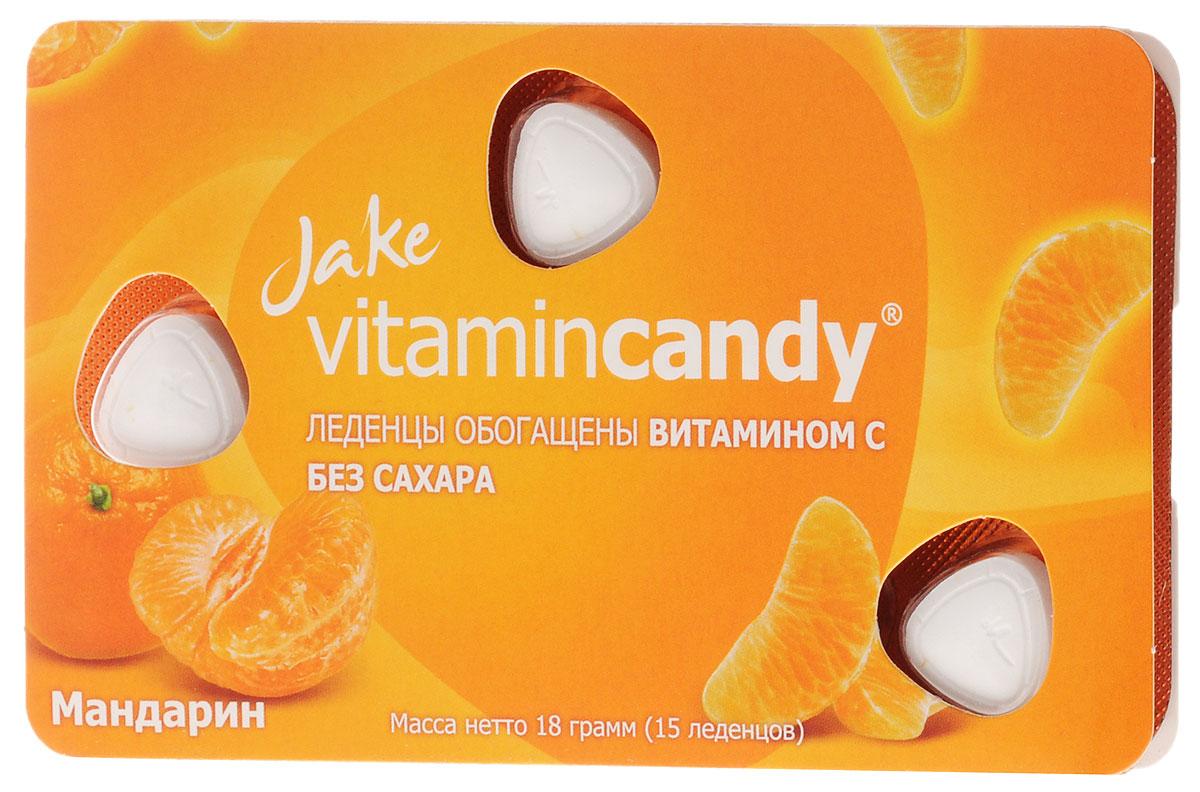 Jake Vitamin C леденцы со вкусом мандарина, 18 г603Jake Vitamin C Мандарин содержит вещество, которое играет важнейшую роль в формировании фундамента иммунной системы человека — витамин С. Он помогает восстанавливать ткани, снижает уровень холестерина в крови и способствует выводу свободных радикалов из организма. Уважаемые клиенты! Обращаем ваше внимание на то, что упаковка может иметь несколько видов дизайна. Поставка осуществляется в зависимости от наличия на складе.