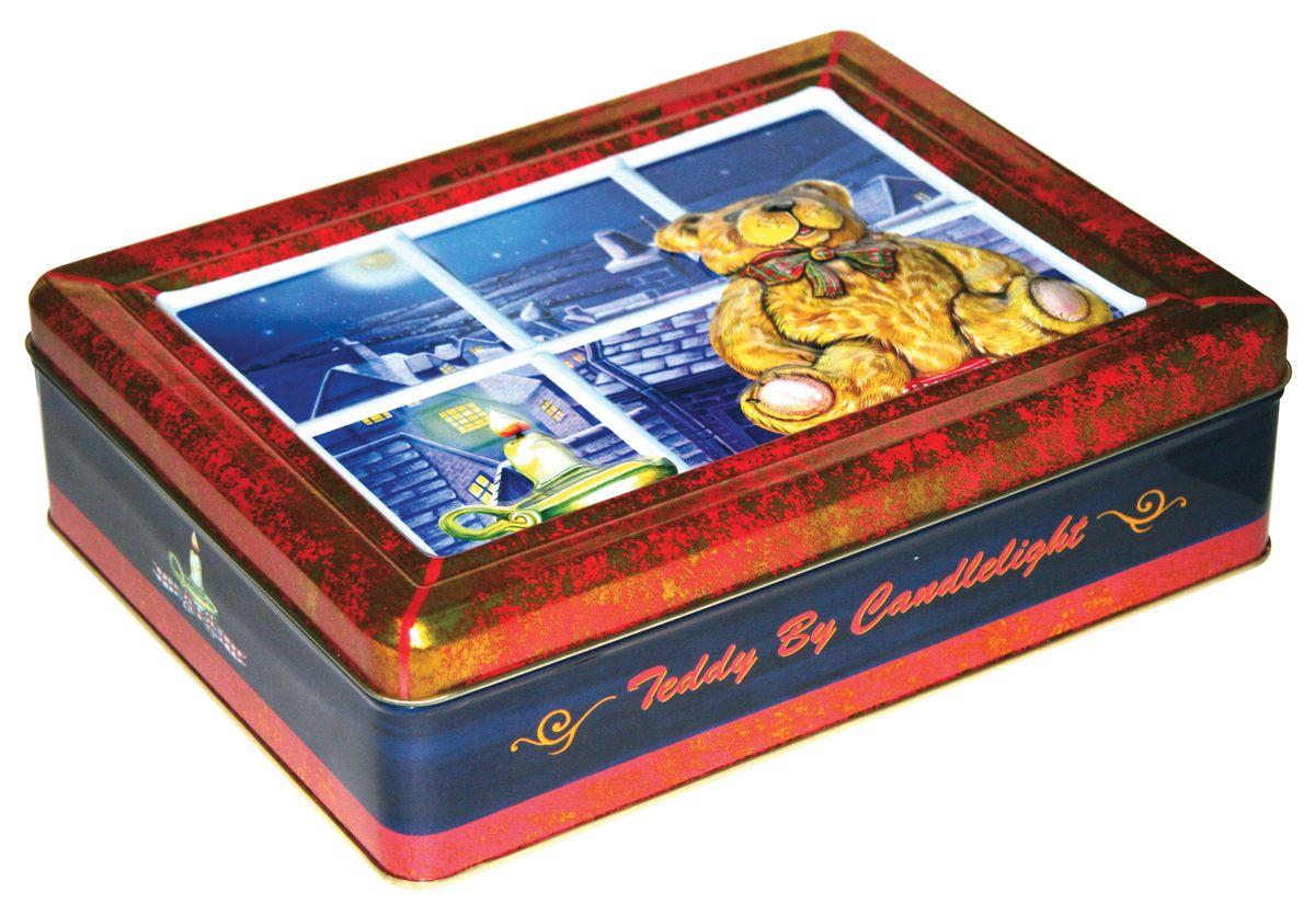 Сладкая Сказка Мишкины сказки печеньем с кусочками шоколада, 400 г LX-8