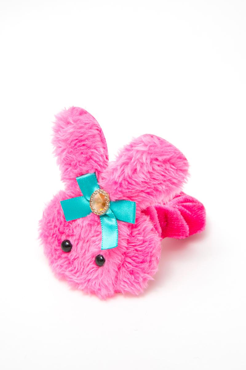 Резинка для волос Mitya Veselkov, цвет: розовый. 1738-PINK-DAM1738-PINK-DAMПрекрасная резинка для волос порадует ребенка и поднимет настроение Вам и окружающим.